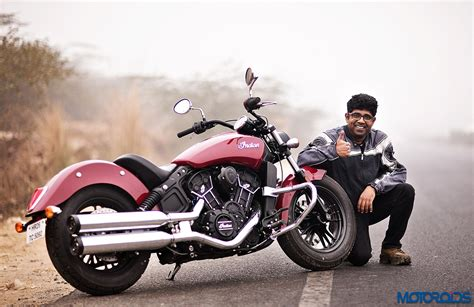 Review Indian Scout Sixty by Indian Scout Sixty Review Deft Li L Trooper Motoroids