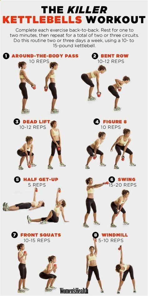 kettlebell benefits exercises