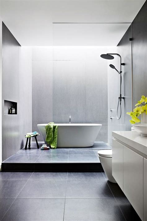 chic  inviting modern bathroom decor ideas digsdigs
