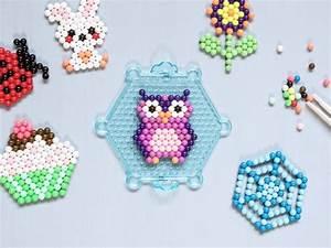 DIY – Play with aqua beads - Søstrene Grene