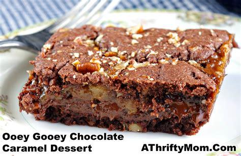 ooey gooey chocolate caramel dessert caramel recipe the best chocolate cake recipe