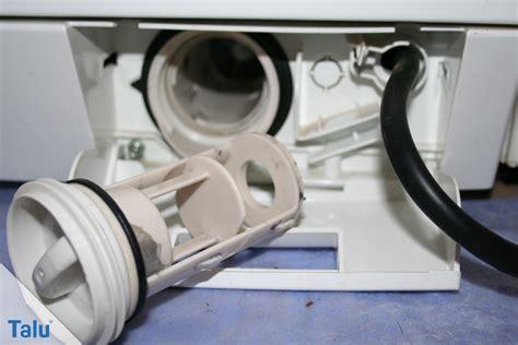 waschmaschine sieb reinigen flusensieb sieb filter waschmaschine privileg toplader