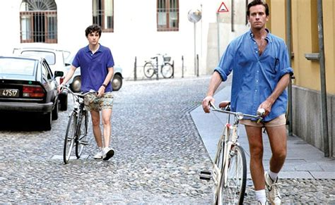 armie hammer swimsuit film review call me by your name film tv halifax