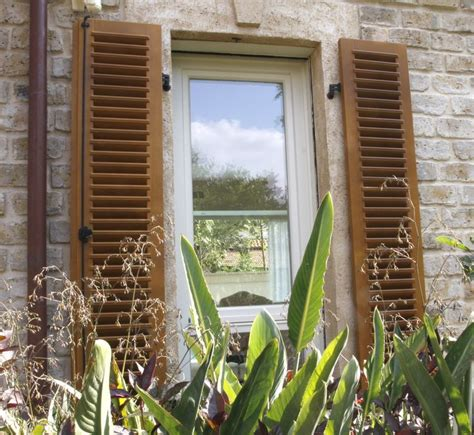 wooden windows  shutters images  pinterest