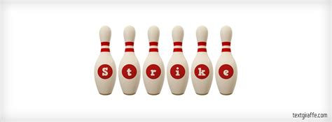 BOWLING PIN Facebook Cover | Facebook Profile Cover Maker ...