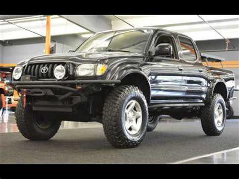 2003 Toyota Tacoma V6 Low Miles Trd Off Road Sr5 4x4 Racks
