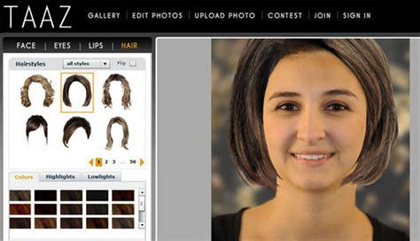 Upload A Photo & Create A Virtual Makeover