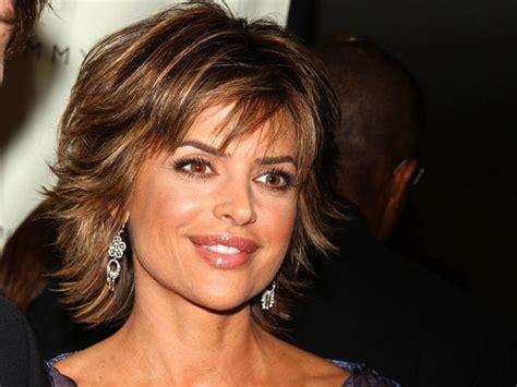 Lisa Rinna Hair Cut Instructions