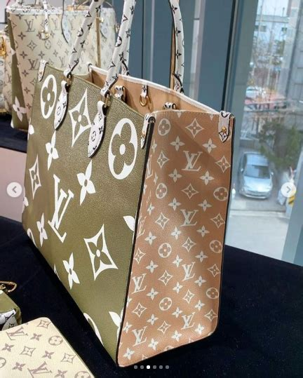 louis vuitton geant bag collection  springsummer  spotted fashion