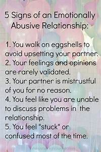 Emotionally abusive relationship | love is respect | Pinterest