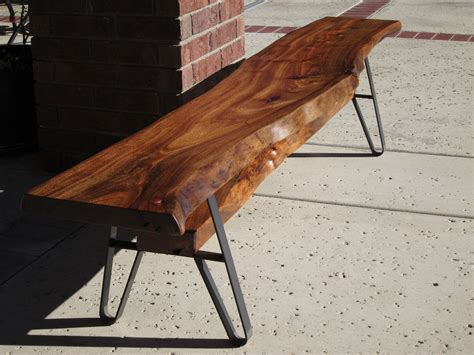 long dining table with bench long dining table bench live edge solid wood slab