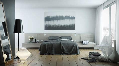 gray bedroom interior design ideas