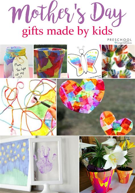 the sweetest diy s day gifts preschool 386 | Mothers Day Gifts Pinterest