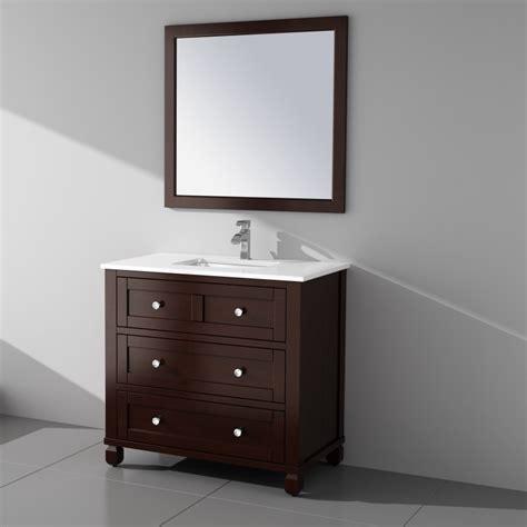 hampton floor mount  single sink vanity freestanding