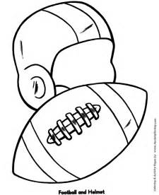 Mockingbird Nursery by Easy Coloring Pages Free Printable Football And Helmet