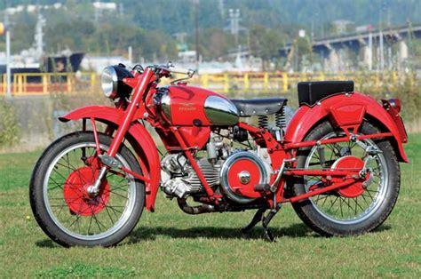 1963 Moto Guzzi Falcone Sport