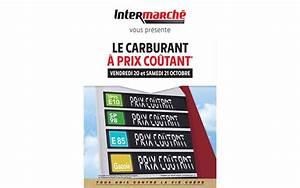 Carburant A Prix Coutant Intermarché : carburant prix co tant chez intermarch chantillons ~ Medecine-chirurgie-esthetiques.com Avis de Voitures