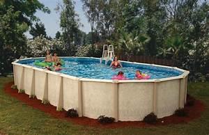 Outdoor. Ground Modern Pools Design Idea: Autumn Breeze ...