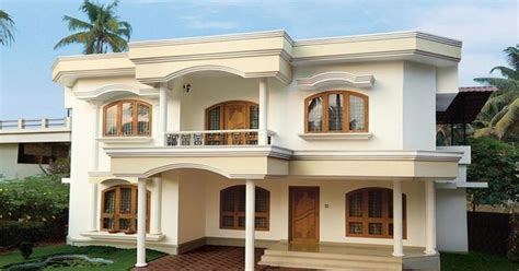 Indian Home Photos For Exterior Paint