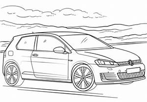 coloriage volkswagen golf gti coloriages a imprimer With com vwvolkswagen 2psfhjustbought2006passat36lfusediagramhtml