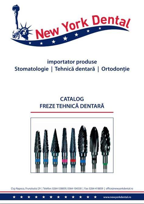 Catalog New York Dental Freze Tehnica Dentara  Catalog Az