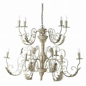 Lustre Baroque Maison Du Monde : lustre romagne maisons du monde ~ Teatrodelosmanantiales.com Idées de Décoration