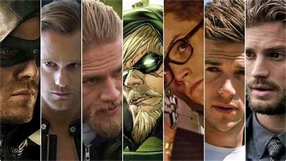Actors Dc Arrow Play Could Hood Universe