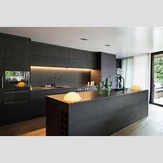 33 Sleek Black Kitchen Ideas For 2018