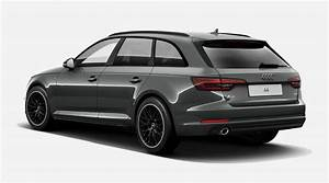 New Audi A4 Black Edition Available - Stable Vehicle Contracts