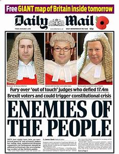 Yes, But Which of Today's Newspaper Front Pages Is Most ...
