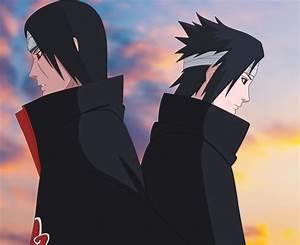 Sasuke vs Itachi by Agito-san on DeviantArt