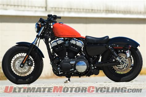 Review Harley Davidson Forty Eight by Harley Davidson Forty Eight Review