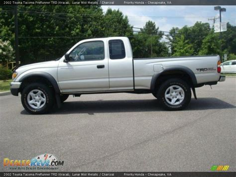 2002 Toyota Tacoma Mpg by 2002 Toyota Tacoma Prerunner 4x4 Mpg