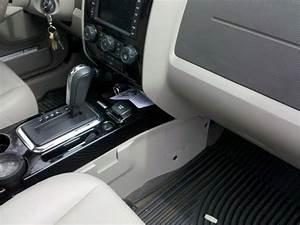 2009 Ford Escape Interior Fuse Box
