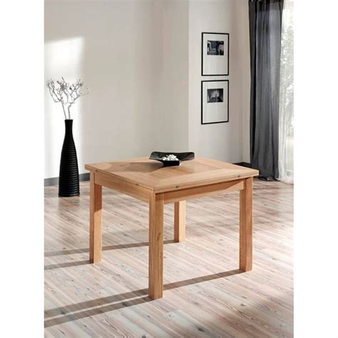 table a manger carree extensible object moved
