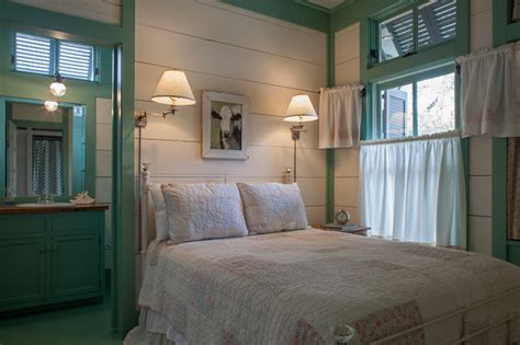 fish camp beach cottage beach style bedroom