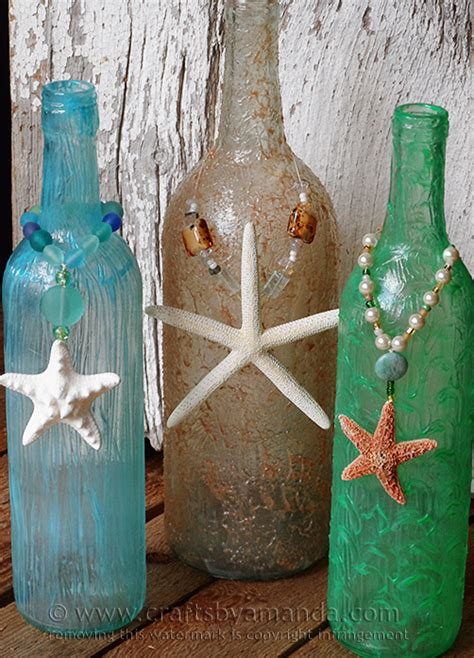easy beach craft ideas    summer