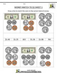 Printable Money Worksheets 2nd Grade