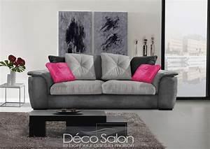 Tissu New York : salon d 39 angle en tissu new york ~ Dode.kayakingforconservation.com Idées de Décoration
