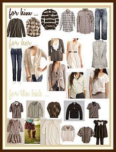 1000+ images about Session Outfit Inspirations on Pinterest | What To Wear Large Family Photos ...