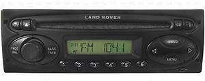 Land Rover Discovery Cd Player  Visteon 6500 Stereo