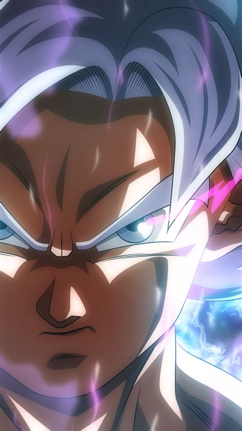 wallpaper ultra instinct goku   anime