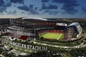 Future NFL Stadiums Los Angeles