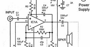car stereo booster using ic lm2896 electronic schematic With circuit diagram for 5 band graphic equalizer using a single ic chip ba3812l