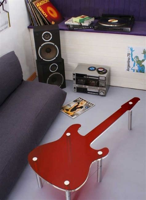 music themed table decorations music themed room decorations with unique guitar shape