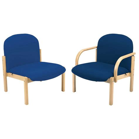 black upholstered harlekin low reception chairs ese direct
