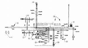 Cub Cadet Electrical Diagram For Solenoid