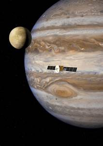 Ambitious Mission to Jupiter's Icy Moons Gets Science ...