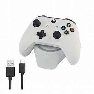 White Color New Wireless Charger And Battery Pack For Xbox