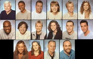 Survivor Cast Season 1